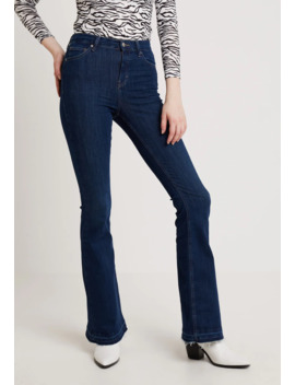 Let Hem Jamie Flare   Flared Jeans by Topshop