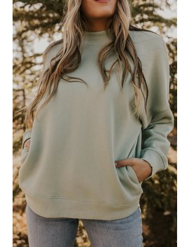 Once In A Lifetime Pullover by Roolee