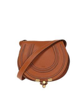 Brown 'marcie' Shoulder Bag by Chloé
