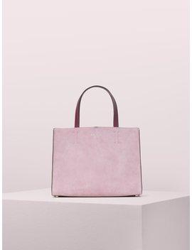 The Original Bag Mittelgroße Satchel Aus Wildleder by Kate Spade