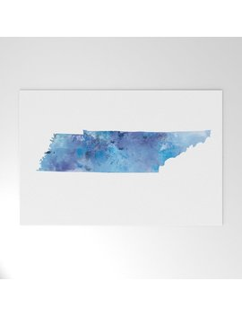 Tennessee Welcome Mat by Society6