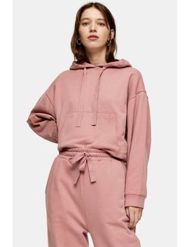 Considered Pink Organic Cotton Tracksuit Set by Topshop
