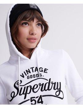 Mono Vintage Goods Hoodie by Superdry