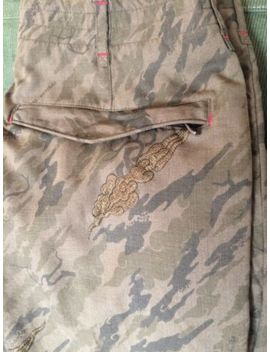 Maharishi Mens Bonsai Camo Combats Snopants Trouse<Wbr>Rs S 100% Fine Wool Embroidered by Ebay Seller