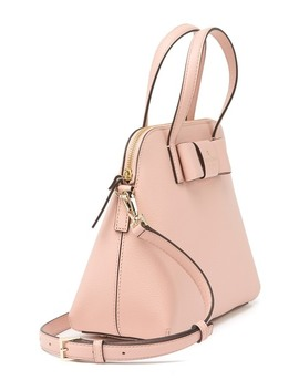 Robinson Street Maise Leather Satchel by Kate Spade New York