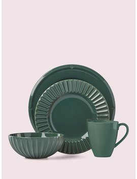 Tribeca Four Piece Place Setting by Kate Spade