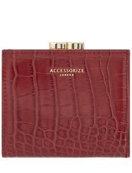 Bella Clip Frame Wallet by Accessorize