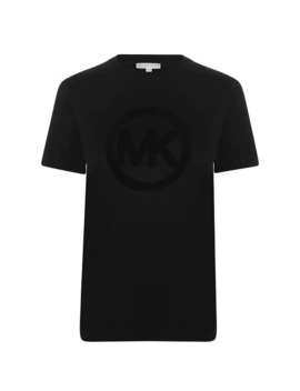 C Logo Flock T Shirt by Michael Michael Kors