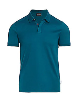 Solid Polo by Emporio Armani
