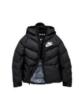 Sportswear Kids Down Parka   Black by Nike