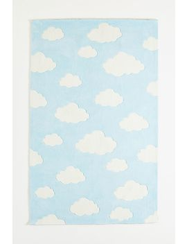 Clouds Rug by Anthropologie