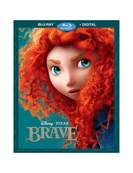 Brave (Blu Ray + Digital) by Disney Pixar