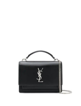 Ysl Sunset Mono Crossbody Bag by Saint Laurent