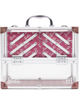 Barbie Train Case by Caboodles