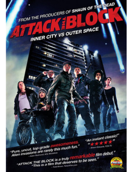 Attack The Block (Dvd) by Sony Pictures