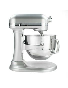 Kitchen Aid Refurbished 7 Quart Pro Line Bowl Lift Stand Mixer | Sugar Pearl by Ebay Seller