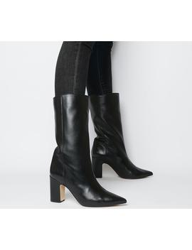 Karma Calf Block Heel Boots by Office