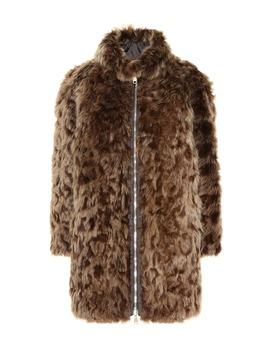 Reversible Fur Coat by Brunello Cucinelli