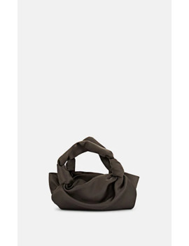 Ascot Two Satin Bag by The Row