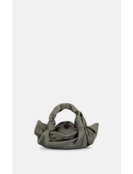 Ascot Two Silk Satin Bag by The Row