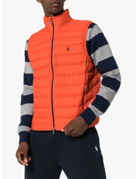 Padded Gilet Jacket by Polo Ralph Lauren