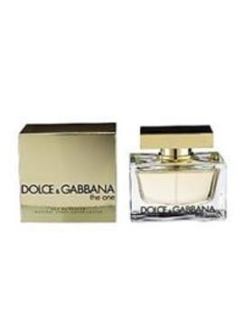 Free Shipping                                                                            Dolce & Gabbana The One Eau De Parfum 75ml Spray by Fragrances