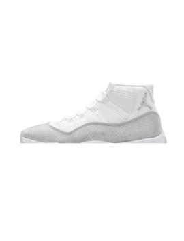 "Wmns Air Jordan 11 Retro                                                ""Metallic Silver"" by Jordan"