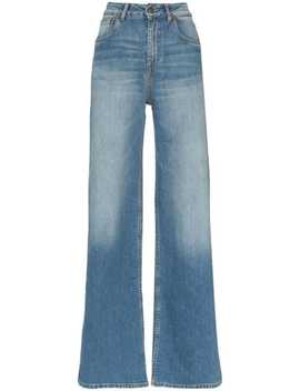 Jeans A Gamba Ampia by Rockins