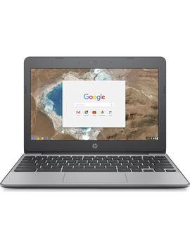 "11 V051na 11.6"" Intel® Celeron™ Chromebook   16 Gb E Mmc, Grey by Currys"