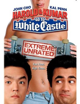 Harold And Kumar Go To Whitecastle Poster by Keke Ortiz