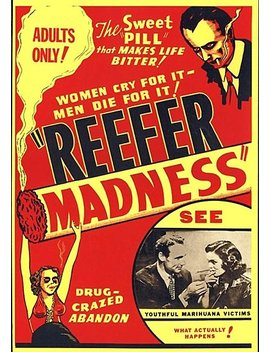 Reefer Madness Poster by Strain Spot