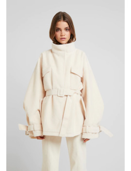 Belted Utility  Coat   Korte Jassen by Missguided
