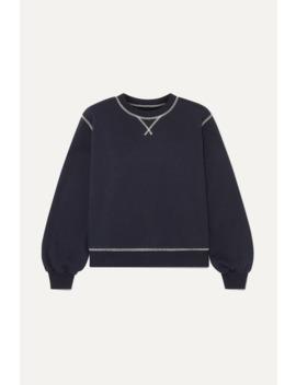 Thierry Sweatshirt Aus Baumwoll Jersey by L.F.Markey
