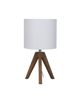 Tripod Accent Lamp Walnut   Project 62™ by Project 62