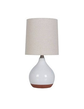 Ceramic Reactive Accent Lamp White   Threshold™ by Threshold