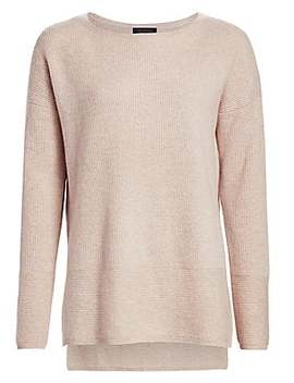 Collection Cashmere High Low Tunic by Saks Fifth Avenue