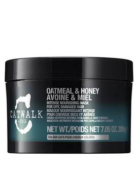 Tigi Catwalk Oatmeal & HoneyIntenseNourishing Mask (300 Ml) by Tigi