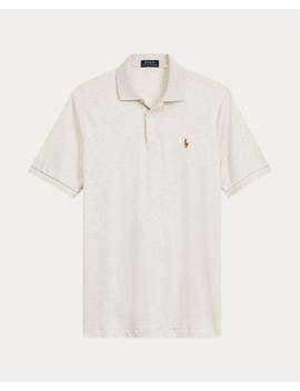 Custom Slim Fit Interlock Polo by Ralph Lauren