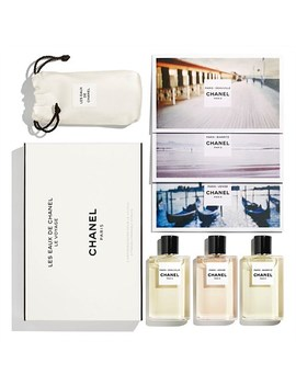 Travel Set by Chanel