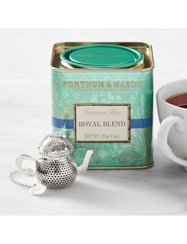 Fortnum And Mason Teapot Infuser And Tea Set by Williams   Sonoma