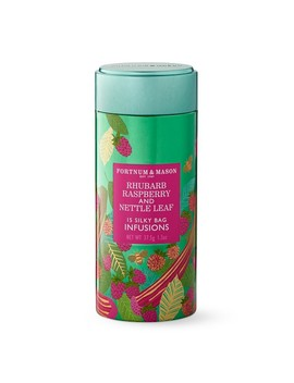 Fortnum & Mason Rhubarb Raspberry And Nettle Infusion Tea by Williams   Sonoma