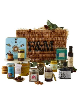 Fortnum & Mason Portable Pantry Hamper by Williams   Sonoma