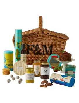 Fortnum & Mason Collector's Hamper by Williams   Sonoma