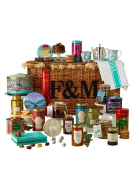 Fortnum & Mason The Christmas Eve Hamper by Williams   Sonoma