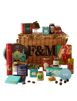 Fortnum & Mason The Feasting Hamper by Williams   Sonoma