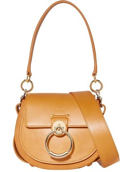 Chloé Tess Small Leather And Suede Cross Body Bag by Chloe