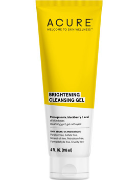 Brightening Cleansing Gel by Acure