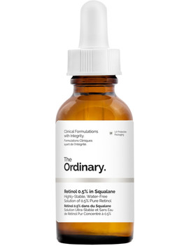 Retinol 0.5% In Squalane by The Ordinary