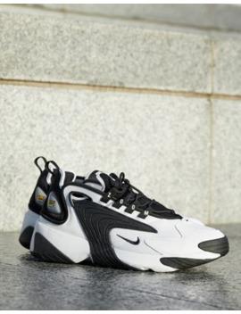 Zapatillas En Negro/Blanco Zoom 2k Ao0269 101 De Nike by Nike