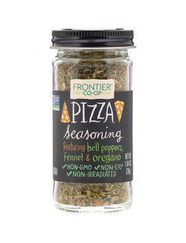 Frontier Natural Products, Pizza Seasoning, 1.04 Oz (29 G) by Frontier Natural Products